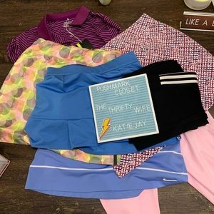Reseller Not a Mystery Box Athletic Bundle 7 items